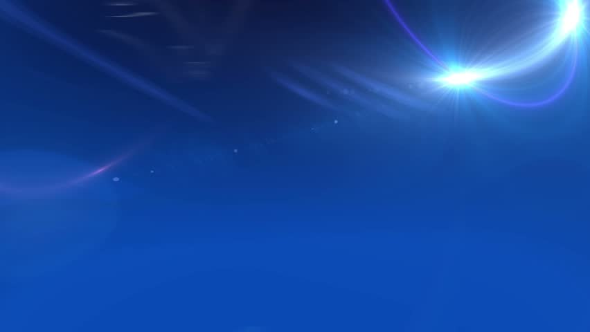 4K dark blue motion lens flares ambient abstract background Computer Designed Animation - uhd ultra hd 4k 4096 quad | Shutterstock HD Video #5296292