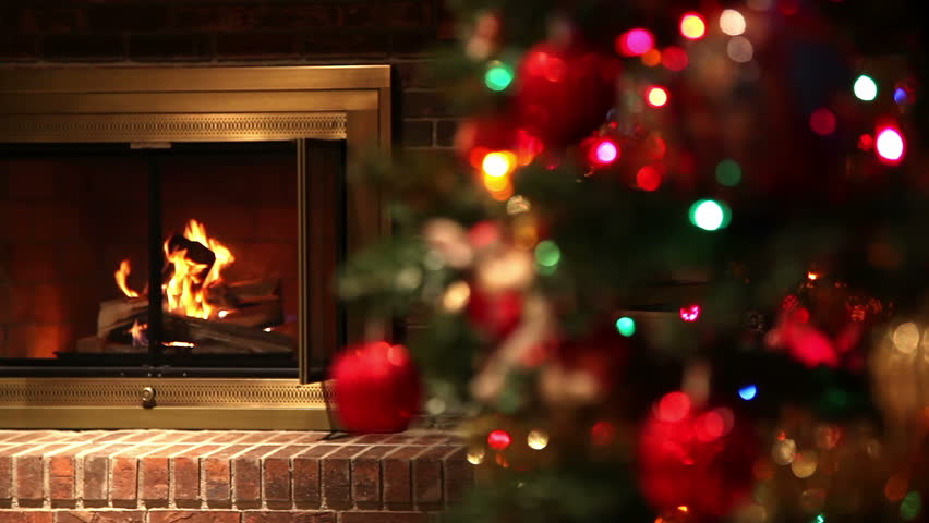 from videvo - Videos Of Decorated Christmas Trees