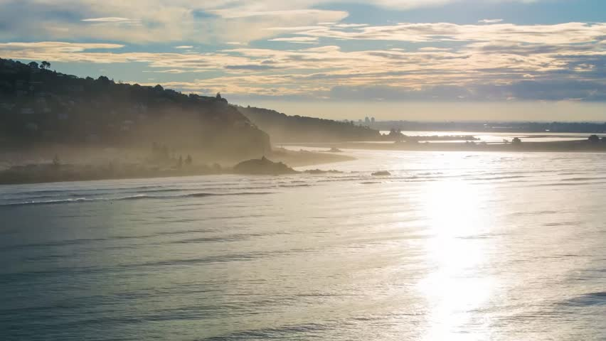 Christchurch Video Hd: Christchurch Stock Footage Video