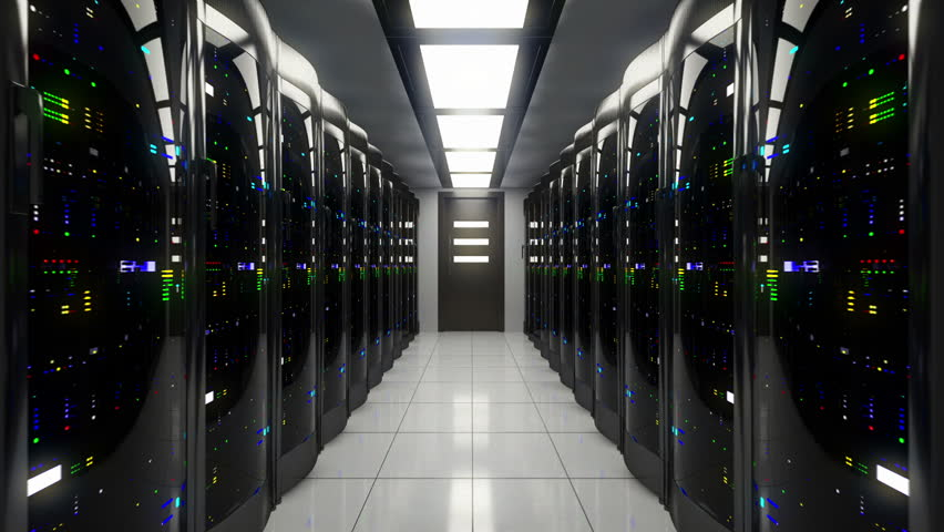 Blackout in server room