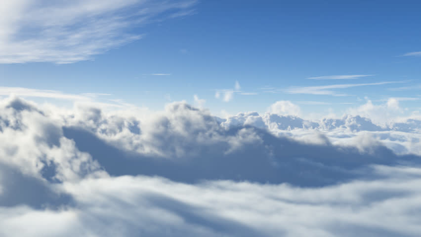 Cumulus Flight