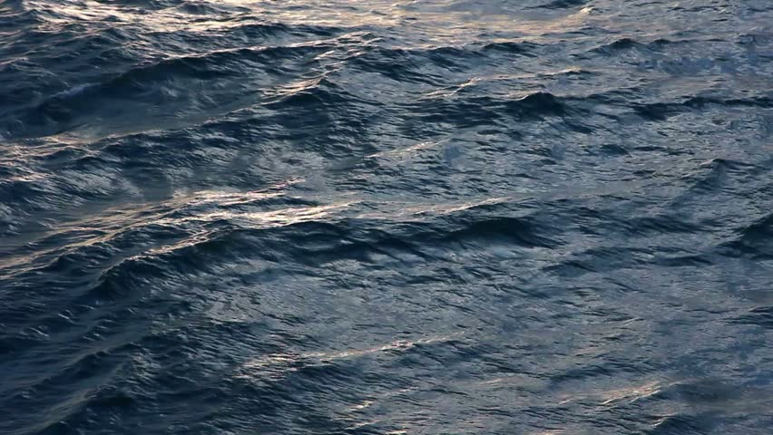 Ocean Waves Stock Footage Video – Dibujos Para Colorear