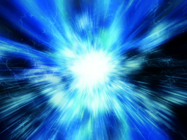 NTSC - A Supernova bursts light (Loop). #5595110