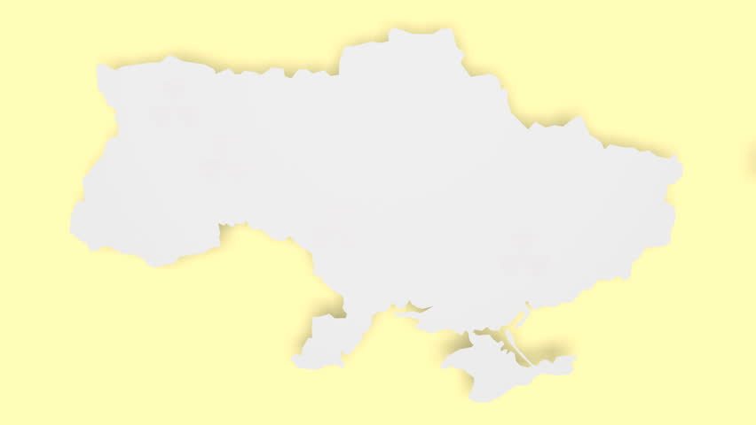 Seamless Looping D Animation Of The Map Of Slovenia Including - Slovenia map hd