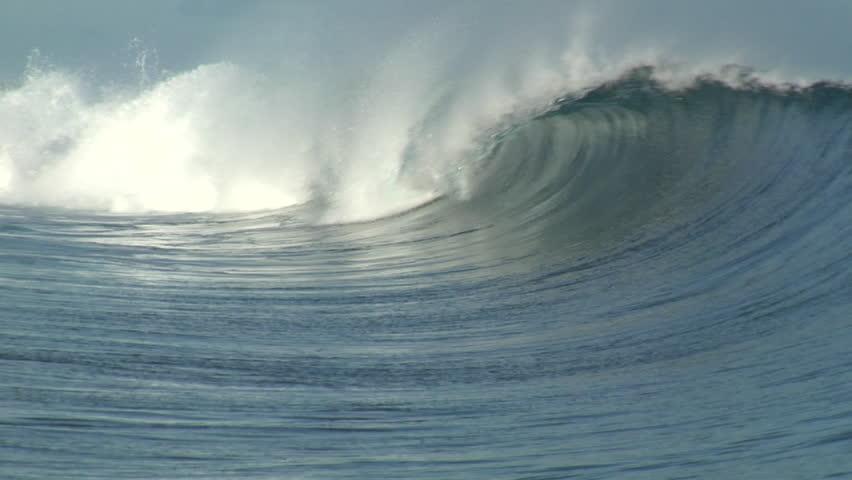 Ocean waves in Fiji | Shutterstock HD Video #6042680