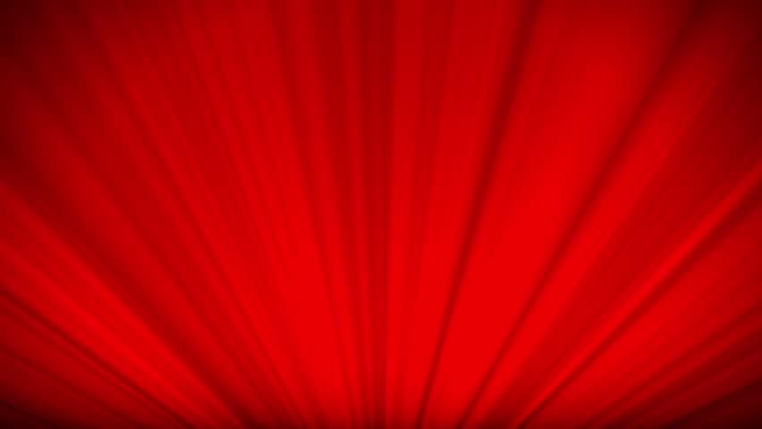 Footlights Red Abstract Background Loop 2