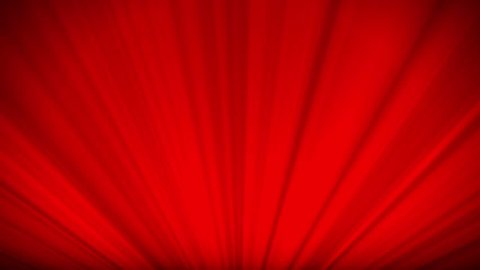 Footlights Red Abstract Background Loop 2