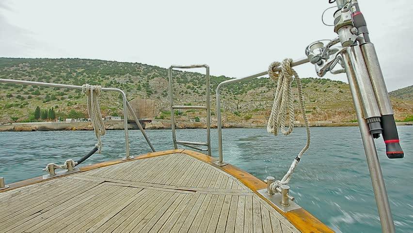 skiff in bay   hd stock video clip beachside hammocks sway in tropical breeze  stock footage video      rh   shutterstock