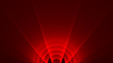 Deco Deep Red Looping Abstract Background 14 lossless png