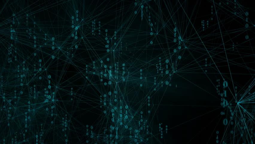 Glowing network concept | Shutterstock HD Video #6250010