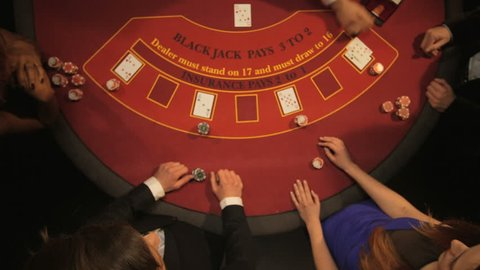 Players in the Casino eagerly gamble and play in the Casino
