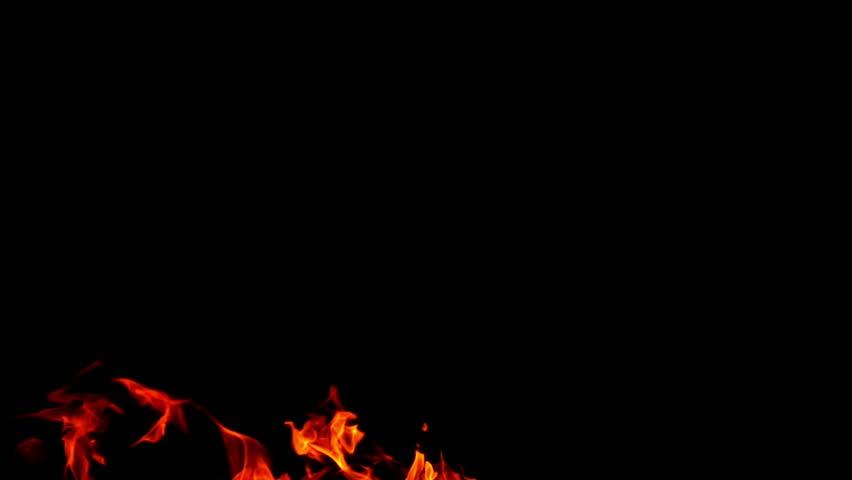 Fire 96fps 33 Slow Motion x4 | Shutterstock HD Video #6535475