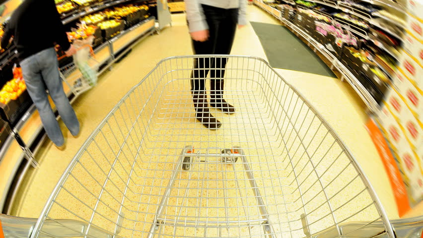 Trolley Cam Supermarket