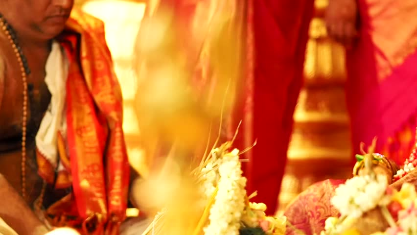 Bride And Groom Burn Incense Stock Footage Video 100 Royalty Free