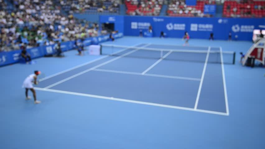 Tennis match #6906370