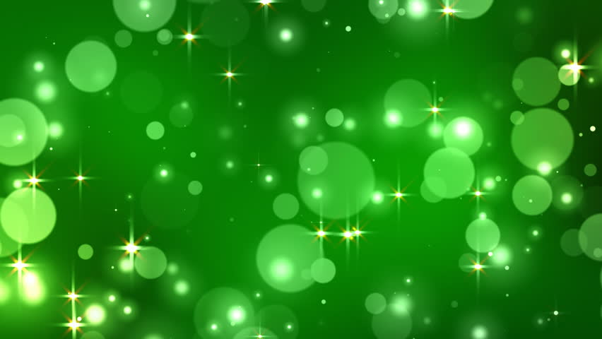 Glamour Green Background with Particles, Stock Footage Video (100%  Royalty-free) 727360 | Shutterstock