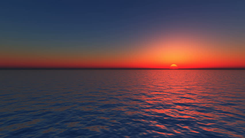 Image result for sunrise over ocean