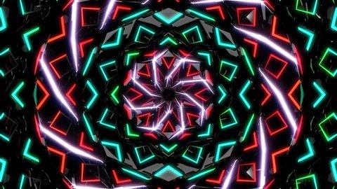 Spiritual - Hi Tech Vj Loop