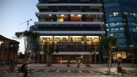 TEL AVIV - CIRCA 2014 1 Rothschild Boulevard is an artful composition of contemporary luxury and perpetual elegance. 1 Rothschild Boulevard offers a new yet timeless living standard for its most discerning residents.