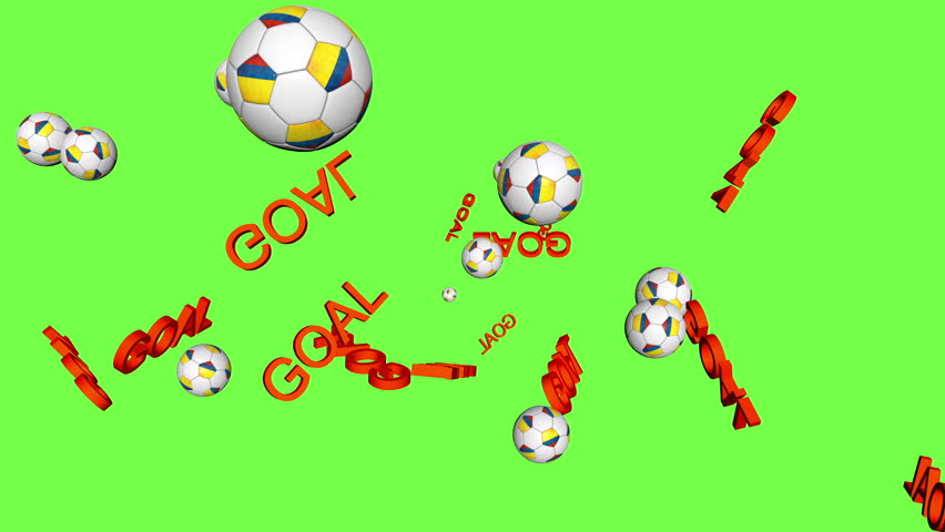 Colombia celebrating GOAL !   Shutterstock HD Video #7481680