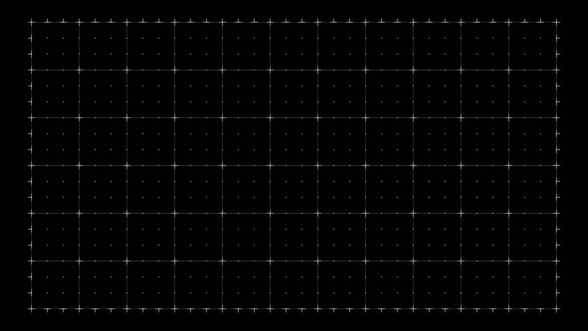 Grid for modern virtual technology fantastic futuristic user interface HUD, for the production of games and movies, and not only