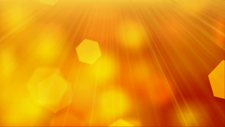 Blured Abstract Orange Background Stock Footage Video 12897842