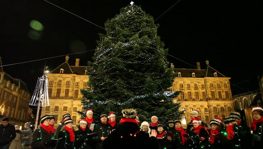 Christmas Carols Stock Footage Video | Shutterstock