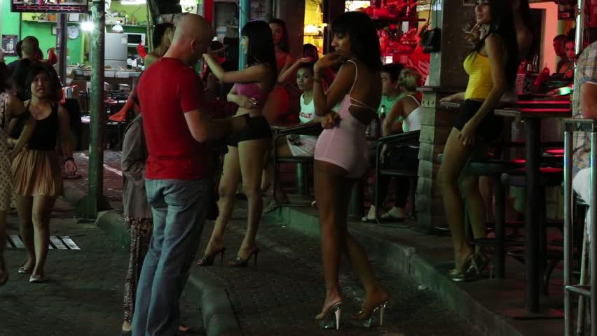фото улицы праституток тайланд