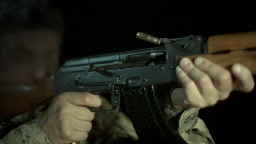Header of AK-47