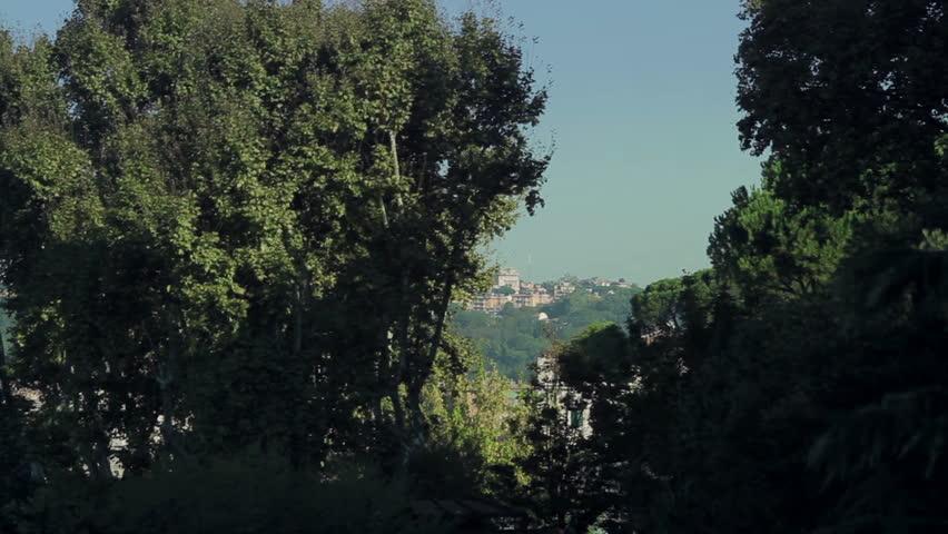 Tilting on Saint Peter's Basilica in Rome   Shutterstock HD Video #8497450