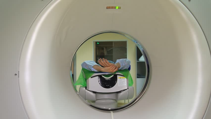 CT and MRI scan