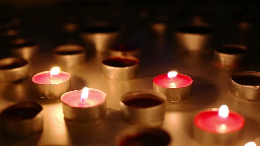 Candles | Shutterstock HD Video #8593840