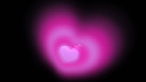 4k Red flying love heart background,Valentine's Day gift symbol,warm friendship design pattern backdrop. 0317_4k