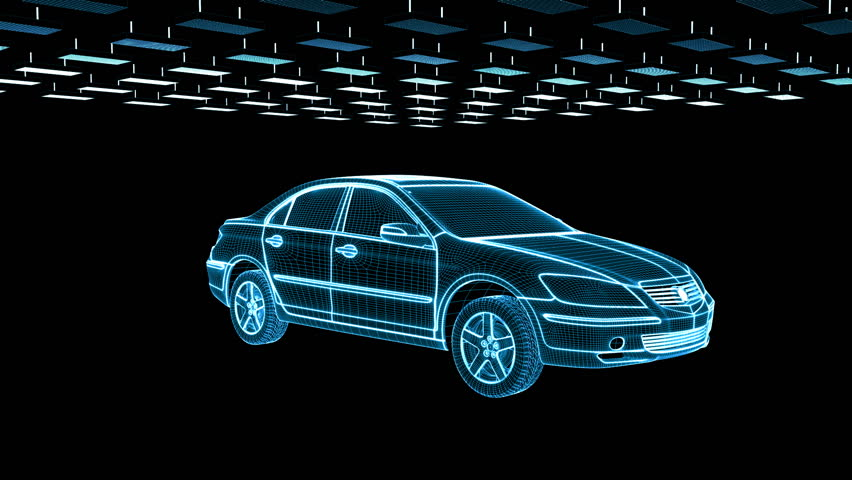 Car Blueprint Sketch, Loop, Alpha Stock Footage Video (100% Royalty-free)  870700   Shutterstock