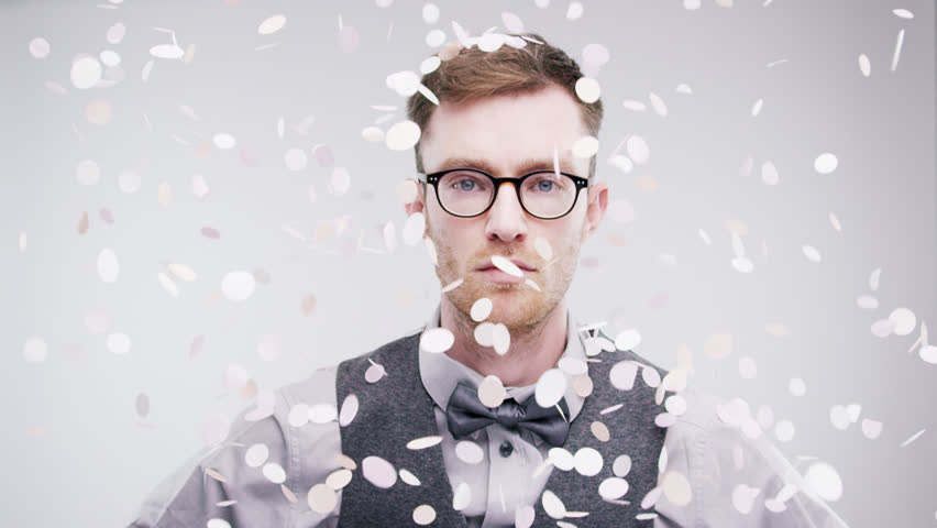 Slow motion wedding photo booth series | Shutterstock HD Video #8762950