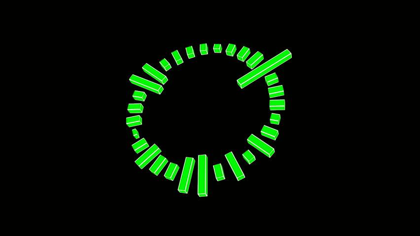 Music Visualizer. | Shutterstock HD Video #8877160