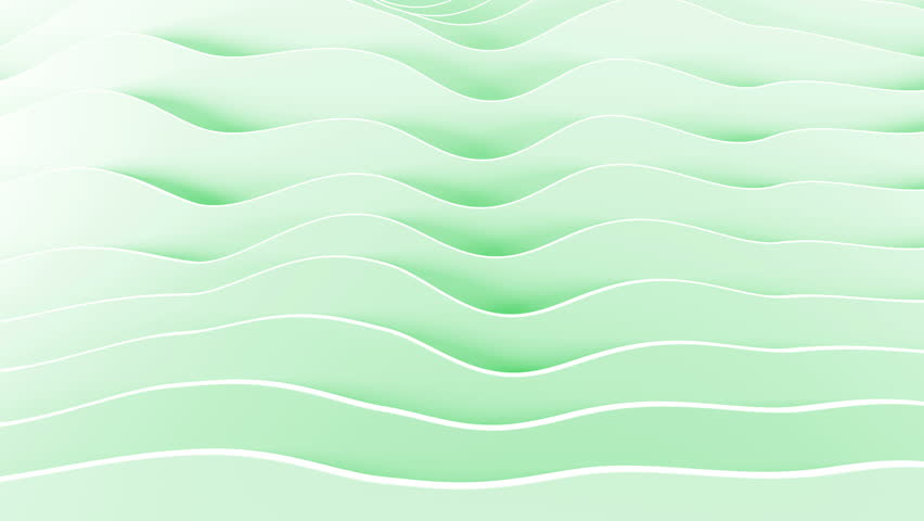 Bright abstract background with animation  of geometric wave shapes layers  | Shutterstock HD Video #8979631