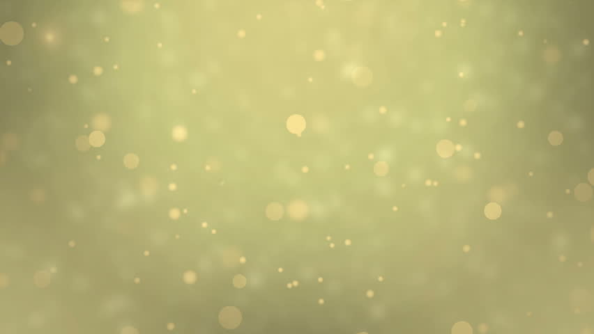 Moving gloss particles on gold background loop. Slow motion. Soft beautiful backgrounds. Circular shapes perform dance. motion background. More sets footage  in my portfolio. | Shutterstock HD Video #8995141