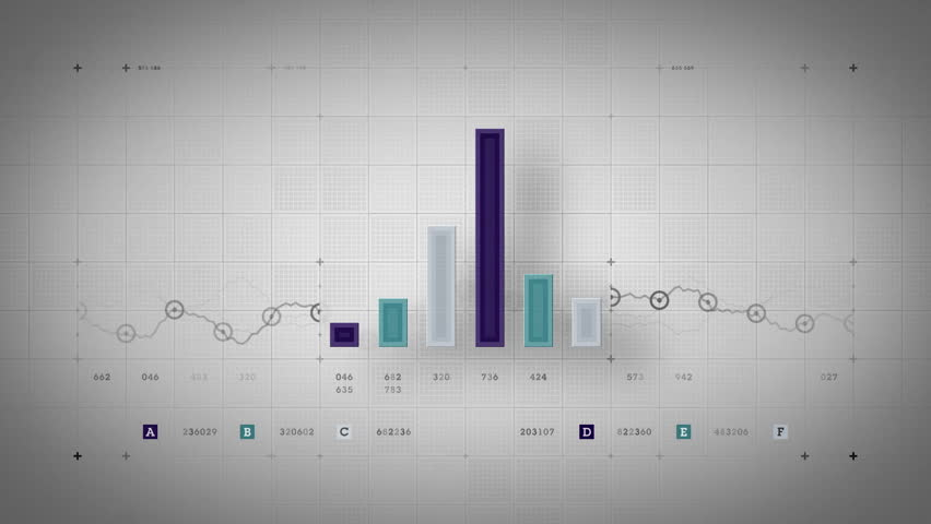 A bar graph fluctuates incrementally over time available in a bar graph fluctuates incrementally over time available in multiple color options all clips ccuart Images