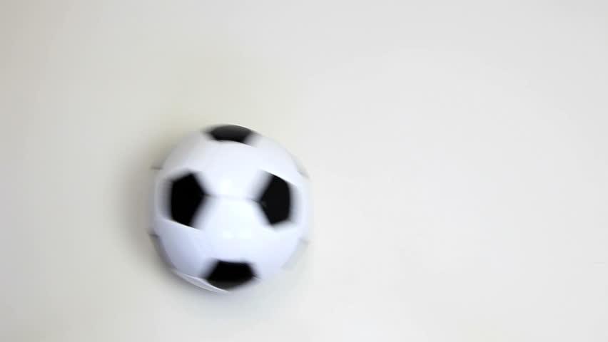 Standard soccer ball | Shutterstock HD Video #9182930