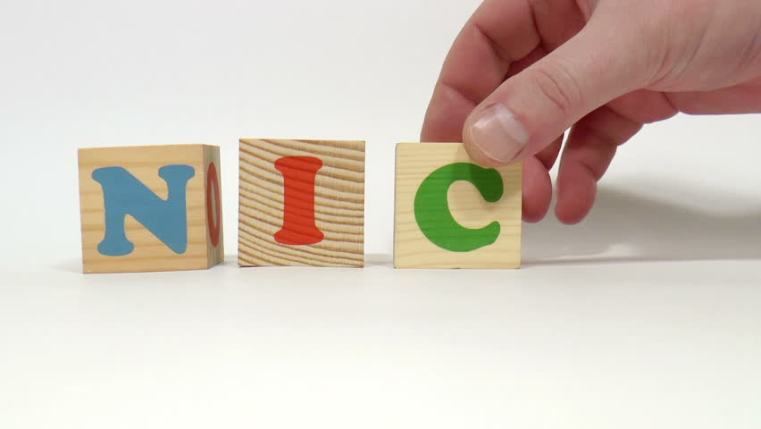 The video shows nice word built of wooden blocks   Shutterstock HD Video #9236720