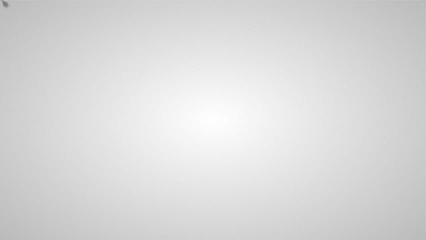 Gray Gradient Stock Footage Video