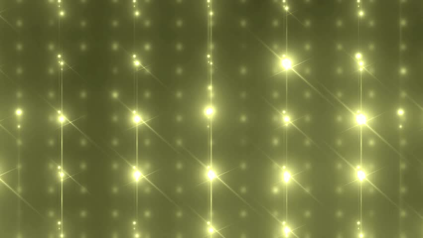 Floodlights disco background. Gold creative bright flood lights flashing. Seamless loop.Abstract background for use with music videos. UHD 4k 4096. look more options and sets footage  in my portfolio | Shutterstock HD Video #9294560