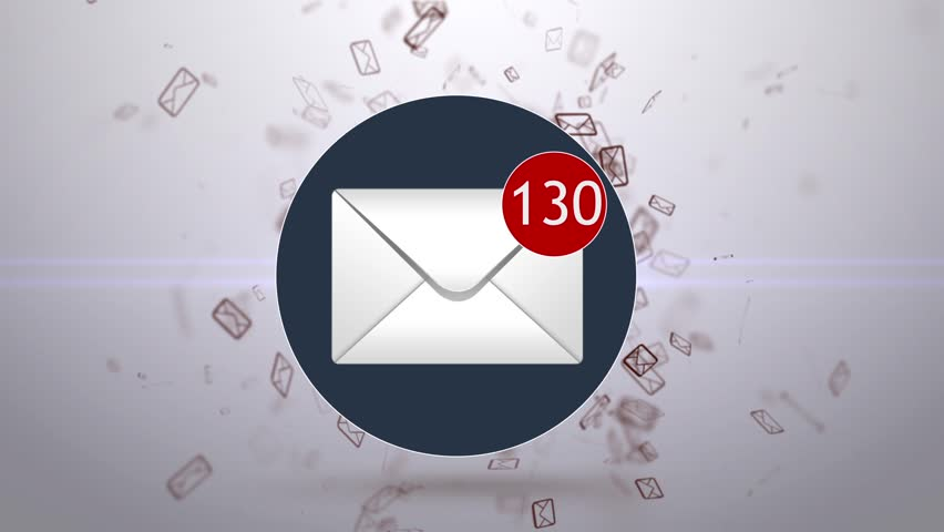 Many letters in the box | Shutterstock HD Video #9424850