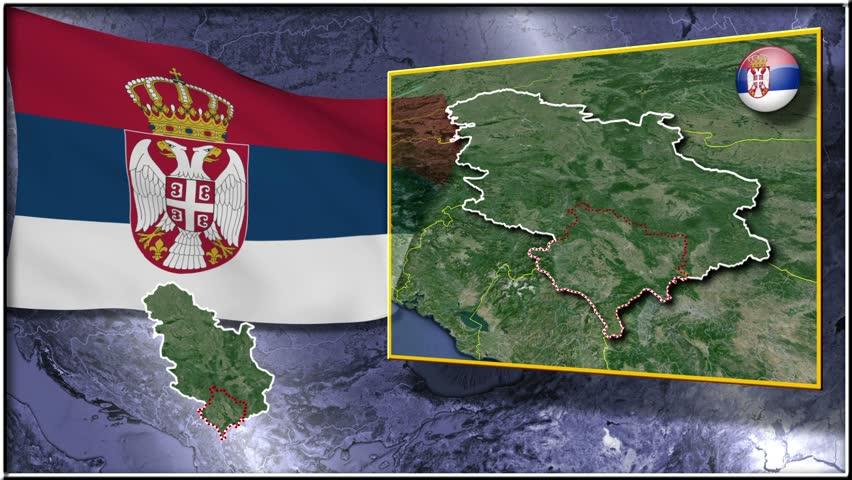Moldova Flag And Map Animation Stock Footage Video - Moldova interactive map