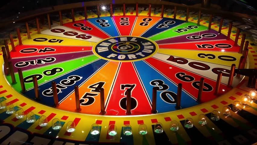 Výsledek obrázku pro wheel of luck