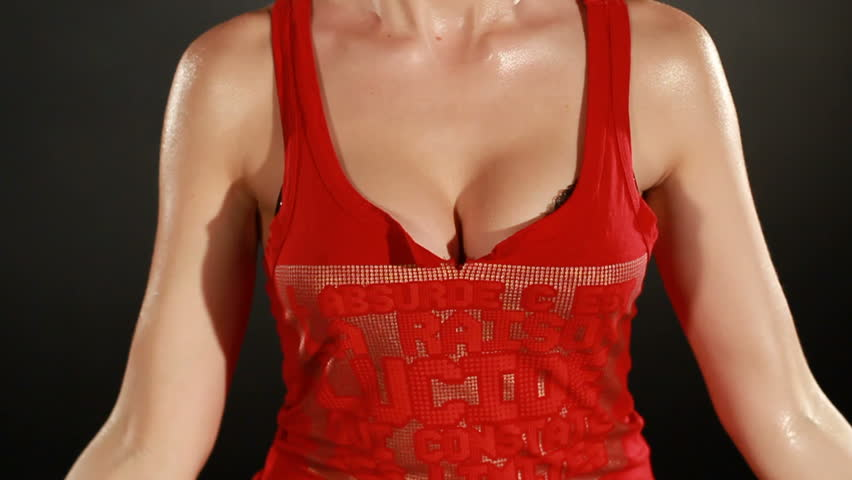Boobs jumping rope video — photo 2