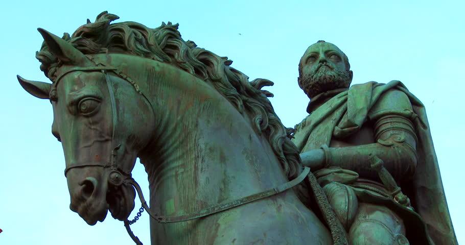 Header of Medici
