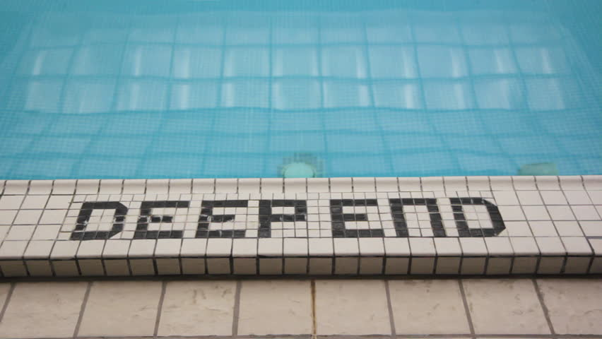 Image result for pool deep end