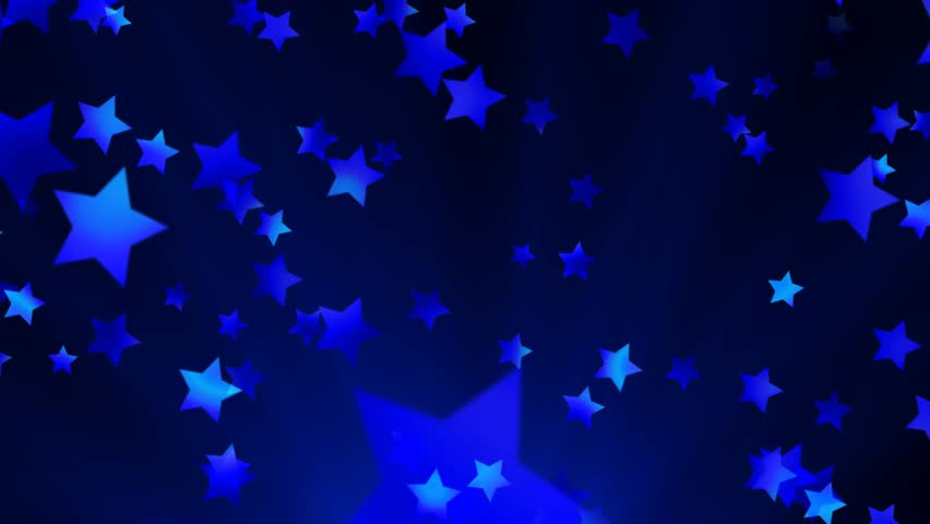Stock video of star background blue loopable 2 options 13809419 star background blue loopable 2 options with and without ma altavistaventures Choice Image